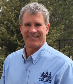 Bill Wysong, Owner of Fortress Home Inspection